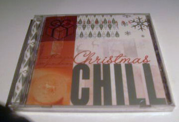 Pottery Barn Christmas Chill music cd