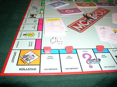 Estonia Monopoly