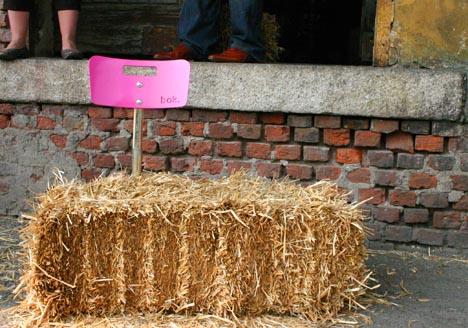 haystack chair