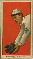 T206 Moose McCormick Tobacco card