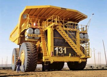 world's largest truck