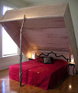 trap bed