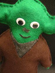 i like star wars crafts