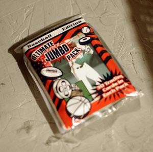 dollar store baseball cards