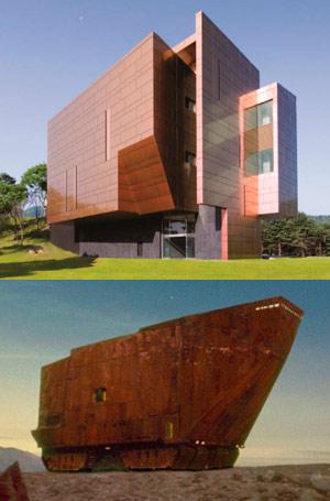 Sandcrawler architecture