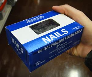 nail box design