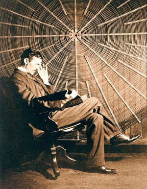 Nikola Tesla didn't like Thomas Edison