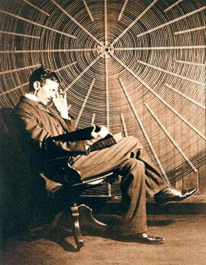 Nikola Tesla didn't like Thomas Edison
