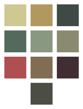 great source for color palettes