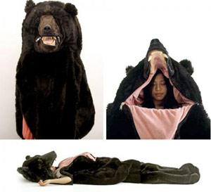 that bear ate that woman!
