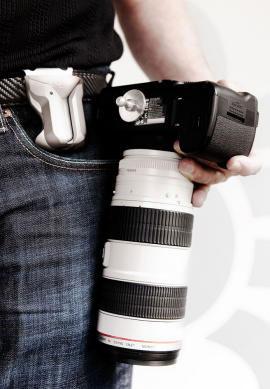 convenient SLR camera case